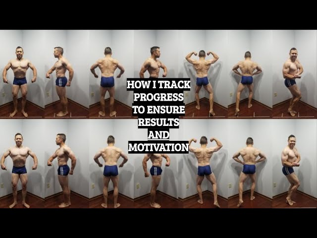How To Track Your Training Progress To Ensure Results And Motivation