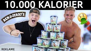 10.000 KALORIER CHALLENGE **KUN IS**
