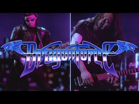 DragonForce - Highway to Oblivion (Official Video)