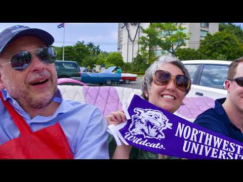 Northwestern strengthens academic ties with Cuba
