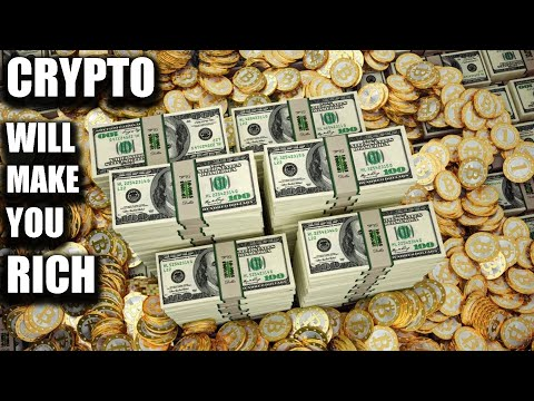 CRYPTOCURRENCY WILL MAKE YOU RICH! Why I Went ALL IN