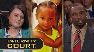 2 CASES! Man Goes To Jail For Child Support, Him & Wife Deny Child (Full Episode)   Paternity Court