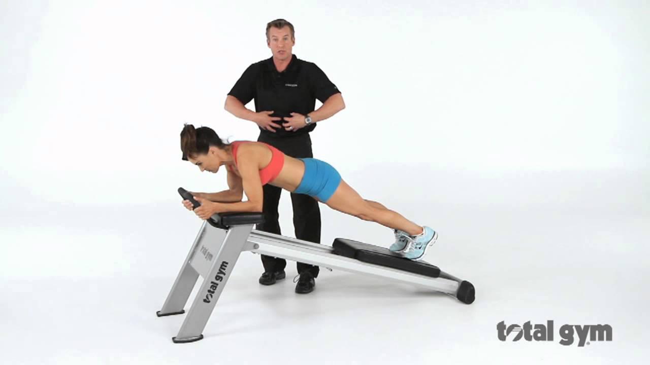 Beneficios y ejercicios de la m quina fitness core trainer for Maquinas para gym
