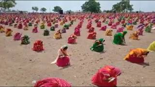 Bhuchar Mori Talvar Ras । Guinness Book Of World Record Talvar Ras At Sahid Van, Dhroll, Jamnagar