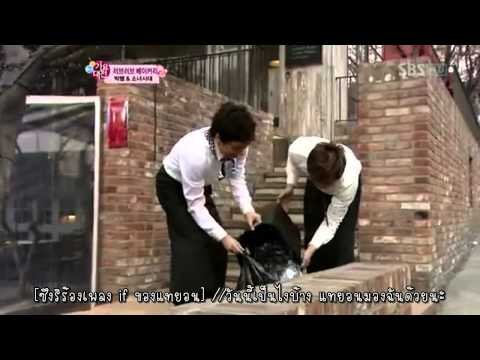 081229 Big Bang & SNSD - Love Love Bakery [THAI Sub]