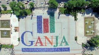 Гянджа - Европейская молодёжная столица-2016 - le mag(Древний город Гянжда в Азербайджане, согласно некоторым источникам, был основан в седьмом веке во времена..., 2016-05-11T10:11:13.000Z)
