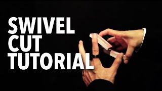Cardistry for Beginners: Two-handed Cuts - Swing Cut & Swivel Cut Tutorial