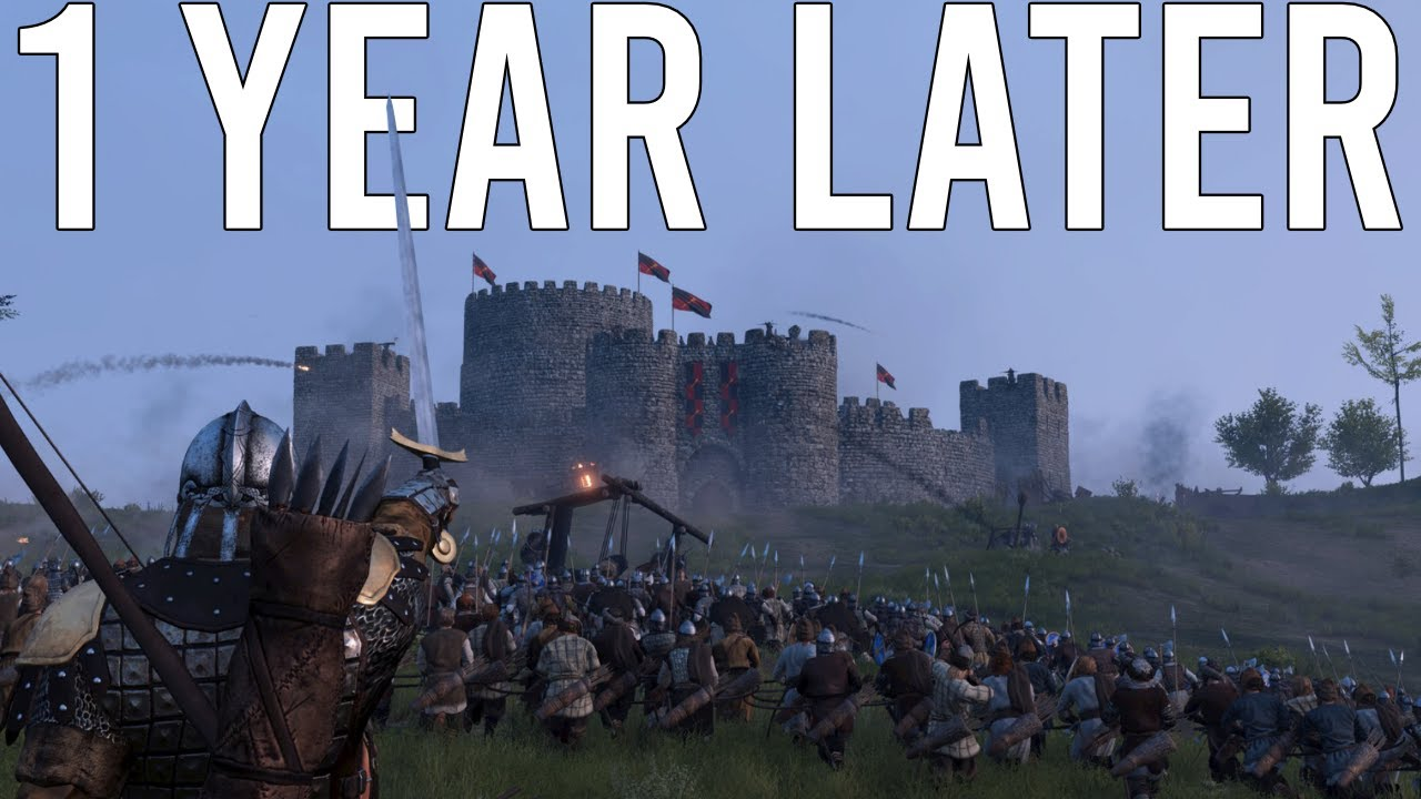 Download Mount and Blade II Bannerlord 1 Year Later