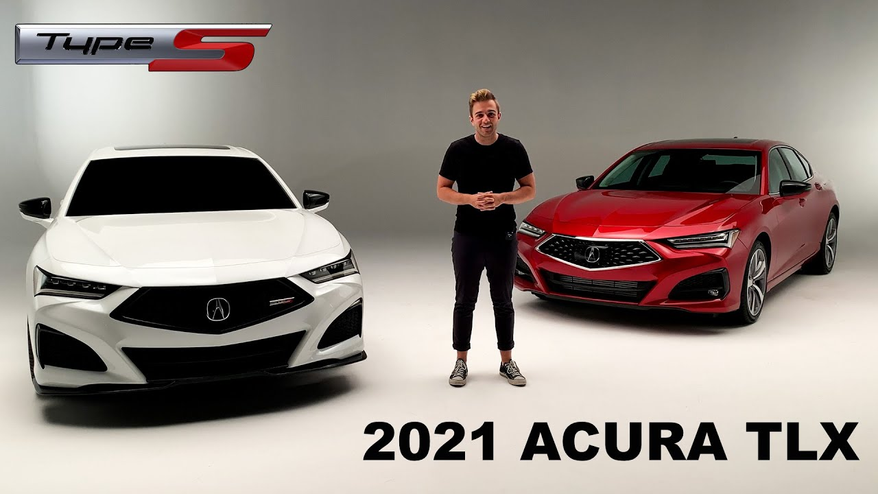 Type S Returns 2021 Acura Tlx Type S First Look Up Close Details Youtube
