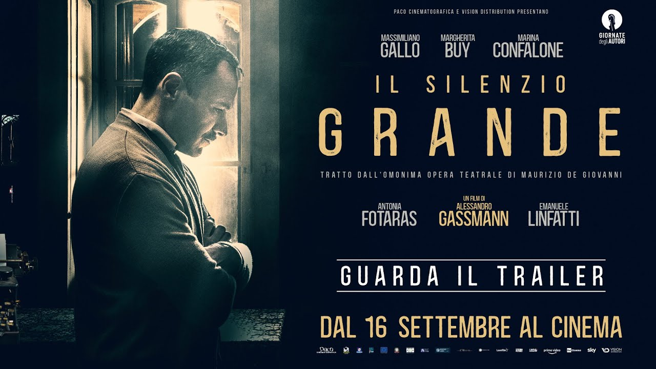 Il silenzio grande (2021) - Trailer Ufficiale