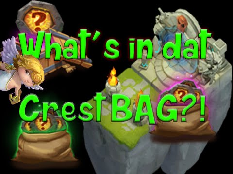Castle Clash: What's In The Crest Bags?