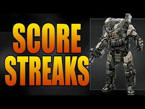 Attachments On Killstreaks! Advanced Warfare Scorestreak Customization (Multiplayer Gameplay)