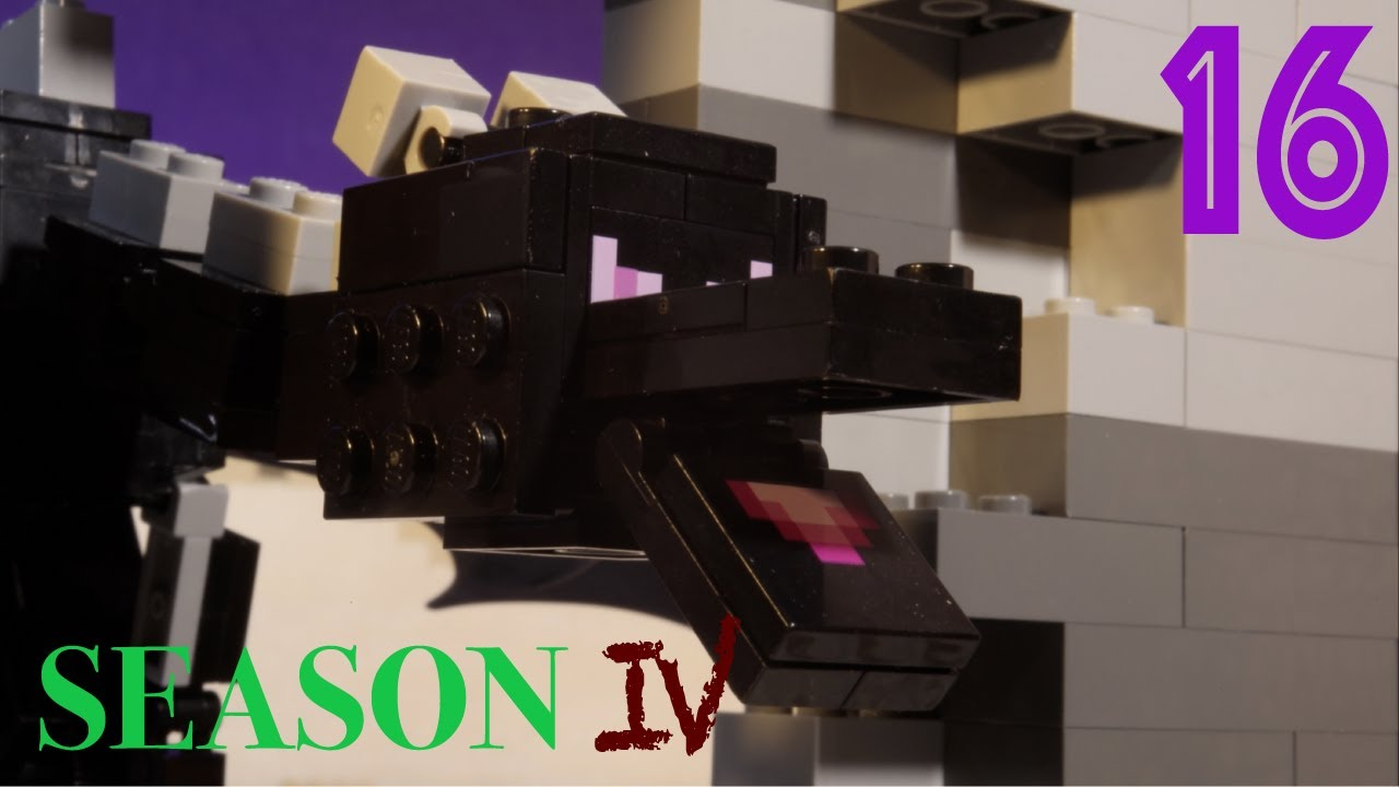 [부꾸형제] 반이와 바로의 마크 이야기 시즌4 , 16화, 레고스톱모션, Lego stop-motion