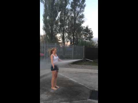 ALS ice bucket challenge - Jet Wash
