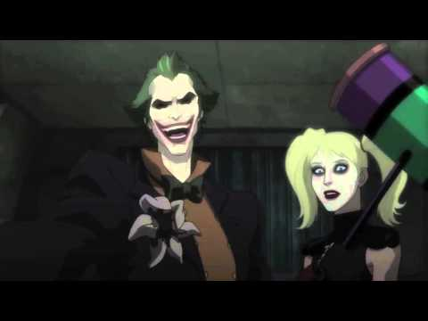 Joker & Harley Quinn AMV-Partners in Crime