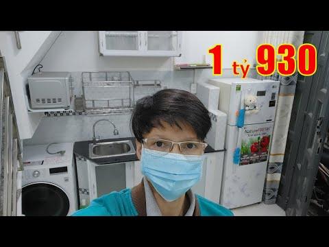 Livestream Bán Nhà Quận 8 Dưới 2 Tỷ Mới Nhất, Sổ Hồng Riêng, Full Nội Thất