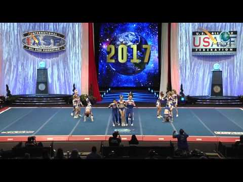 Pennsylvania Elite Cheerleading - Guardians [2017 Senior Small Coed Semis]