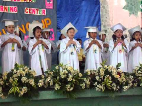 BLC Graduation Song (kinder-Joy) - Proud of You by Fiona Fung