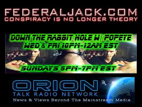 Down The Rabbit Hole w/ Popeye (08-26-2012) Weather Mod, 2012 RNC & a Former Hitler Youth Speaks