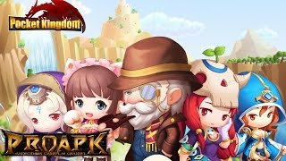 Pocket Kingdom Gameplay iOS / Android