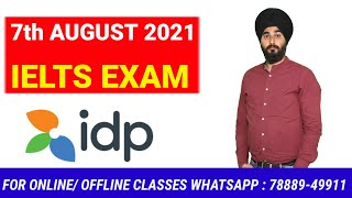 7th Aug Ielts Exam #Prediction | Ielts Exam 7th Aug | Imp. Info For 7th August Ielts Test Takers