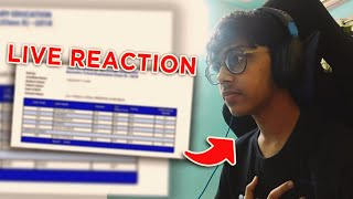 MY CBSE CLASS 10TH BOARD EXAM RESULTS 2020 | LIVE REACTION | PASS OR FAIL? - ABHINAV ROUTH