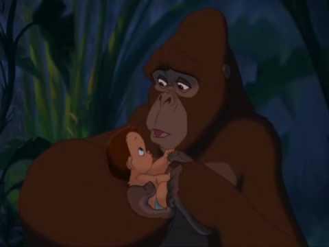 Tarzan - Youll Be in My Heart (german with lyrics)