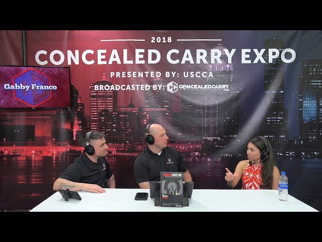 Gabby Franco Troubleshooting Pistol Marksmanship – USCCA Expo 2018
