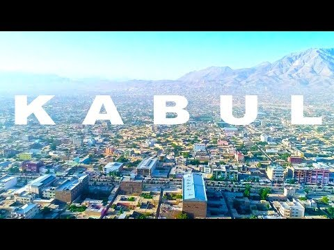 The end of Kabul