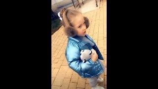 Камирен Элина.  Саша сегодня будет рассказывать стишок в садике ))