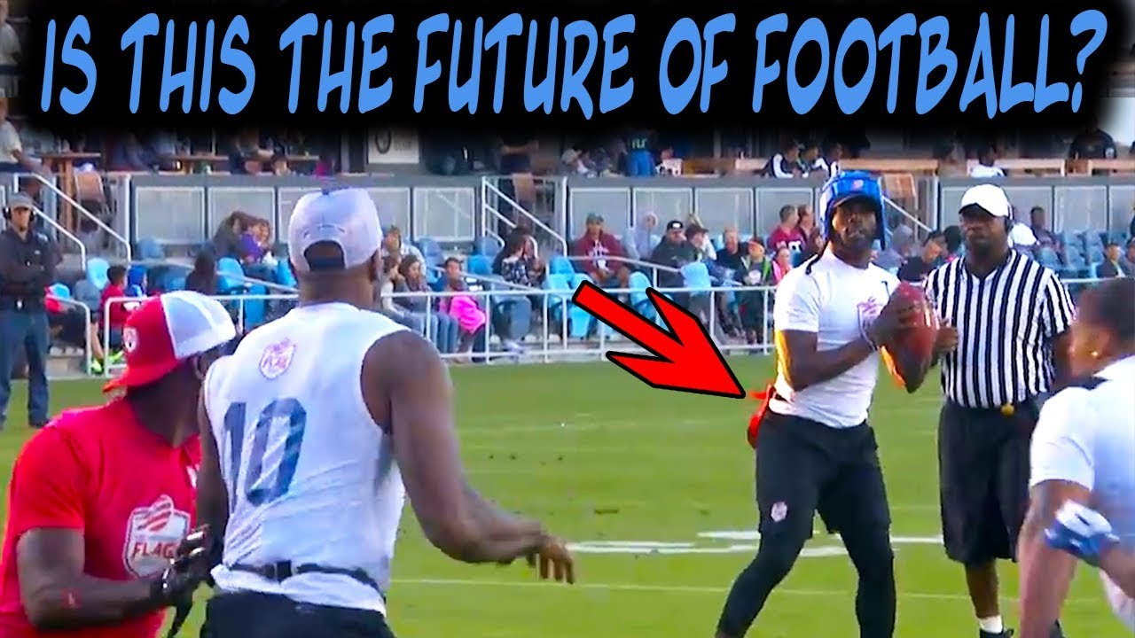What Will Happen to The Future of Football? (Could Flag Football Really  Take its Place?)