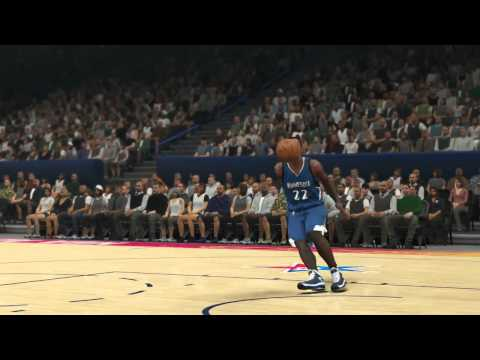 Nba 2k15 | Dunk Contest Feat : Terrance Ross Ben MCLEMORE A. WIGGINS