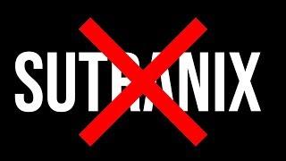 Sutranix wird es nicht mehr geben...