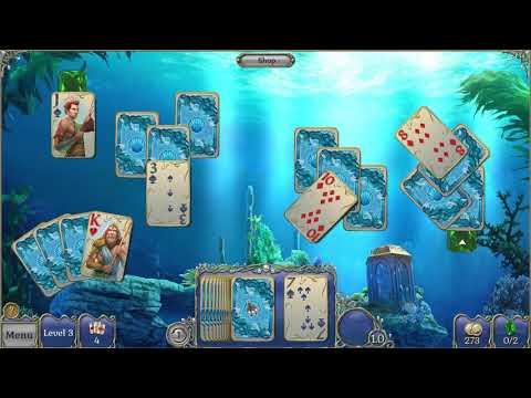 Jewel Match Solitaire: Atlantis