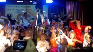 Фестиваль танцев Суворовой Т.И. на тему