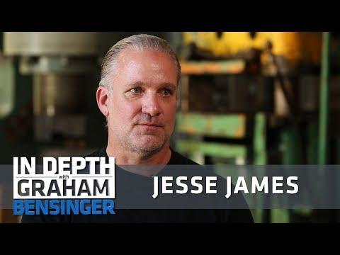 Why Jesse James chose to go to rehab