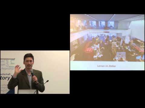Philipp Schmidt - Warum das MIT Media Lab kein Fan von Online Kursen ist