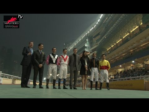 Longines Hong Masters 2015: A night at Happy Valley with Scott Brash