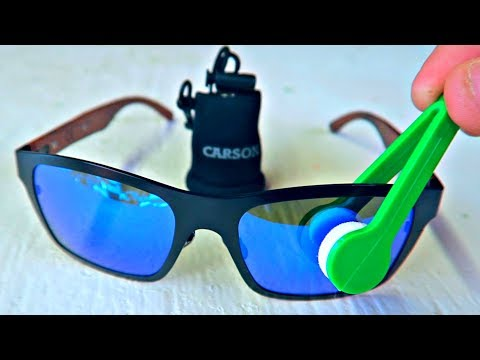 8 Sunglasses Gadgets Test
