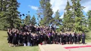 Portage College Convocation Day 2015 Montage