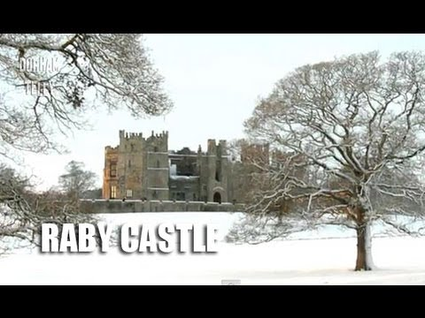 Snow Raby Castle