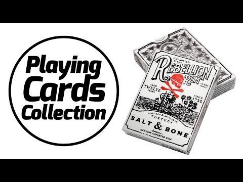 Salt \u0026 Bone [Playing Cards Collection]