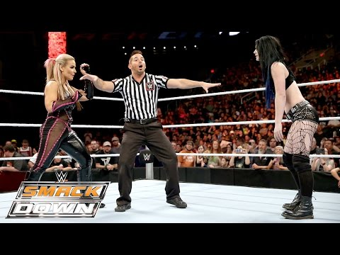 Natalya Vs. Paige: SmackDown – 29. Oktober 2015