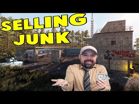 Selling Our Junk  Undead Legacy  7 Days To Die Alpha 16 Gameplay PC  S01 E07
