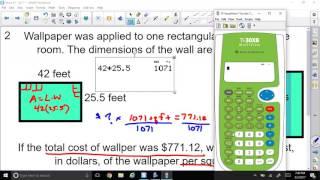 Review for 2017 NYS Grade 7 Math Exam - Show 2