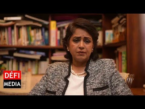 Ameenah Gurib Fakim : « si ena enn lenkete…la verité pu eclaté… »