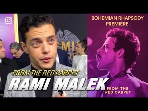 Bohemian Rhapsody Experience —  From the Red Carpet | Rami Malek & Brian May Mp3