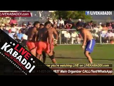 FINAL - 2016 USA Kabaddi - Union City USA 2016 - Sat. May 27
