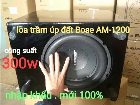 Trầm Bose AM-1200 mới nguyên hộp giá 1.890.000d Lh 0986070419