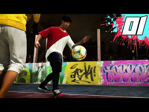 FIFA 20 Volta - Part 1 - Take it to the Streets